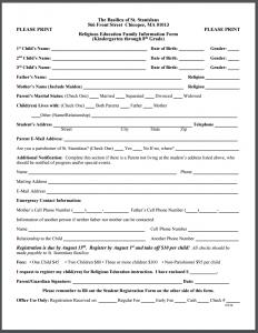 Registration (CCD)